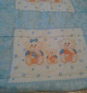 Одеялко детское
