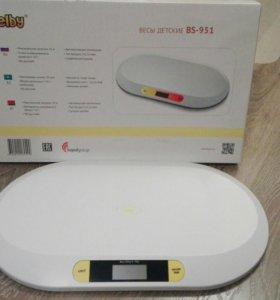 Весы детские SELBY BS-951