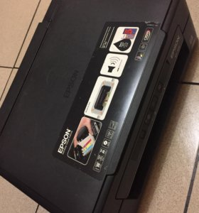 Цветной фотопринтер