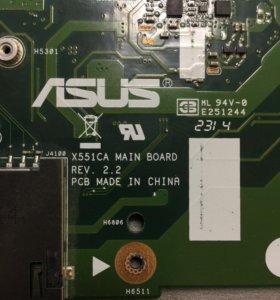 Asus x551CA