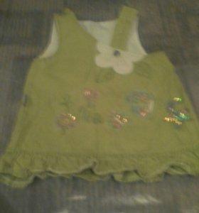 Сарафанчик платье
