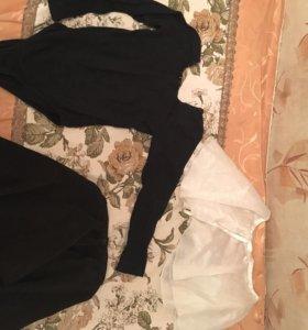 Танцевальный купальник и юбки