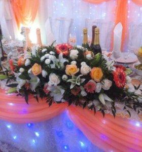 Цветы,букеты, корзинки, свадебные букеты