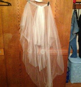 Фата для свадебного платья