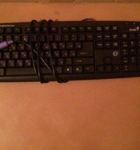 Продам 3 клавиатуры и колонки