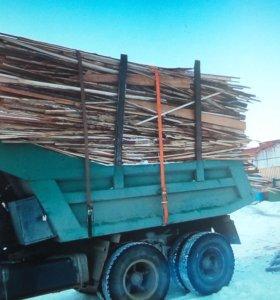 Горбыль на дрова