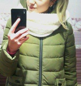 Продам зимнюю куртку в идеальном состоянии,новая
