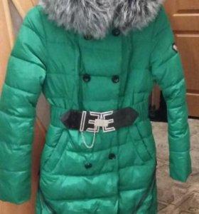 Зимнее пальто..