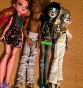 Куклы Monster High (оригинал)