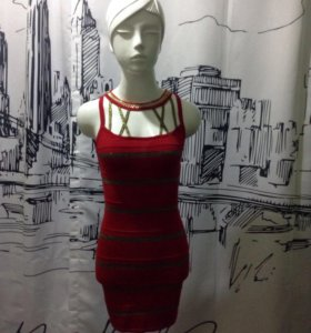 Клубное платье новое