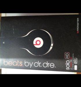 Наушники beats by dr.dre solo HD