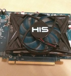 Видеокарта HIS AMD Radeon HD7750 iCooler