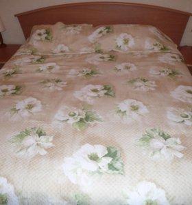 Кровать 2-хспальная