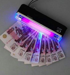 Детектор валют (банкнот, денег) PRO 4P