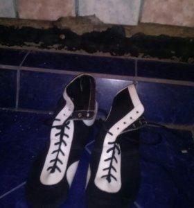 Кросовки для самбо карате