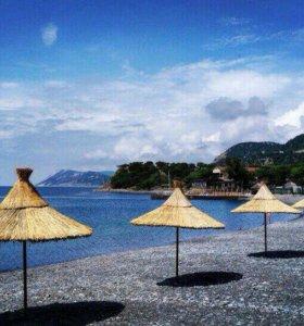 Зонт Bali. Пляжный.
