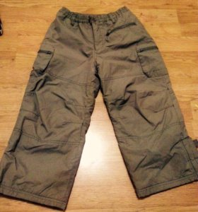 Зимние брюки 122