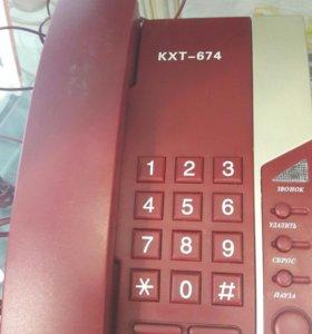 телефон кxt-674