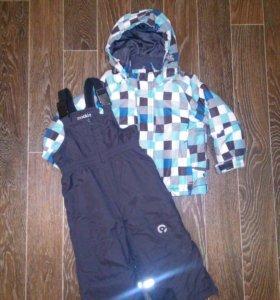 Полукомбинезон и куртка мембрана Крокид