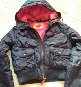 куртка зимняя xs