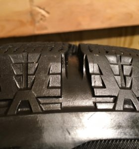 Колёса на Honda CR-V.