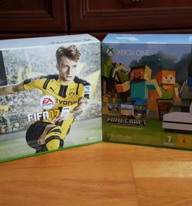 Абсолютно новые Xbox One S