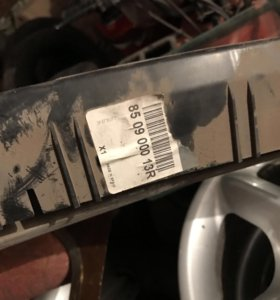 Усилитель бампера Renault 850900013R