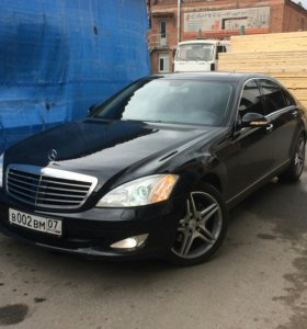 Мерседес Benz S-class