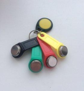 Набор ключей от домофона