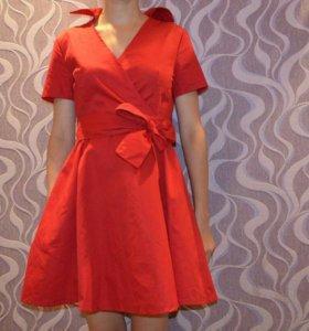 Платье 42 р-р.( обмен или продажа)