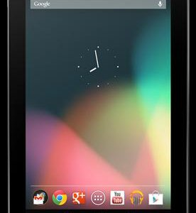 Nexus 7 WIFI, модель 2012г