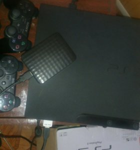 Sony ps3 прошитая cobra ode