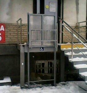 Подъёмник для инвалидов ПТУ-001