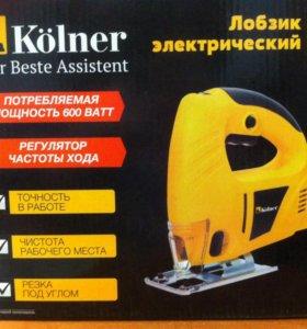 Лобзик электрический kolner KJS 600v