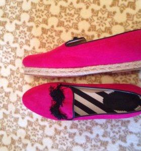 Туфли женские,новые