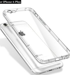 Новый Силиконовой чехол для IPhone 6 plus