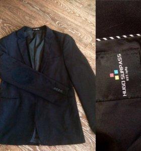 Мужской пиджак Hugo surpass, р-р 46