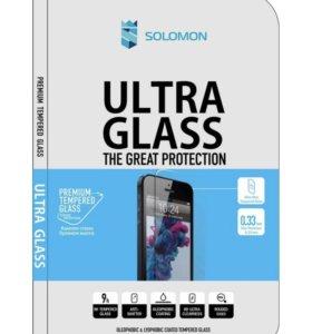 Защитное стекло для iPhone SE/5/5S