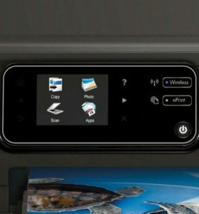 МФУ HP Photosmart 5510