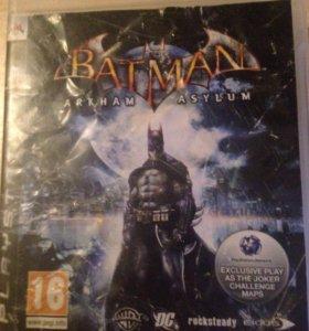 Batman на Sony PS3