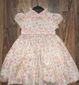 Платье Mothercare р.86