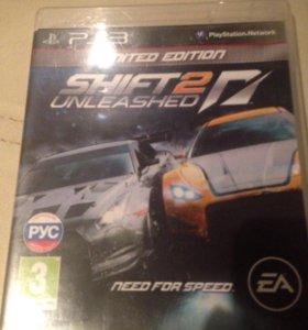 NFS Shift 2 на PS3