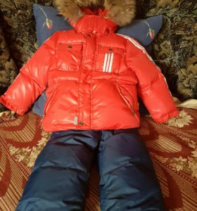 Детский зимний комбинезон Nels