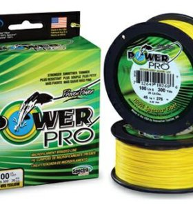 Power Pro, Шнур арт. PP135HVY006