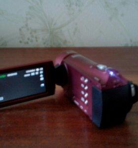 Видеокамера samsung fullHD в отличном состояние
