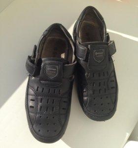 Туфли школьные на сменку