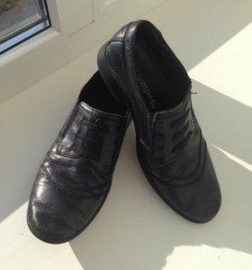 Туфли школьные классические