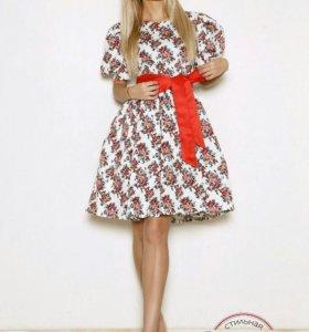 Восхитительное платье
