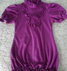 Новое платье на 3-4 г