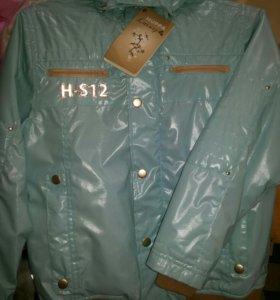 Куртка HUPPA, осень